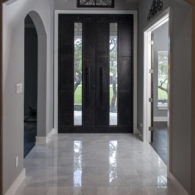 Elegance from the front door and beyond