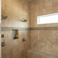 Breathtaking Shower Spa
